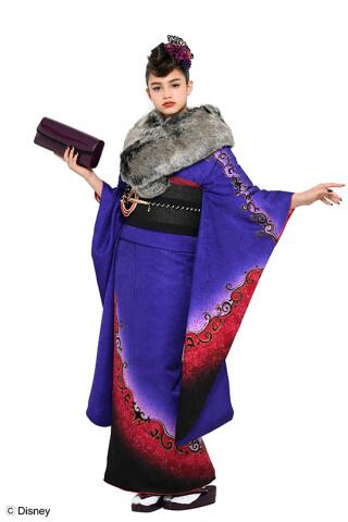 クイーン(白雪姫)の衣装画像1