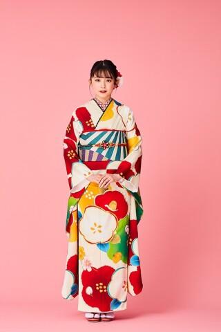 01 椿×クリーム