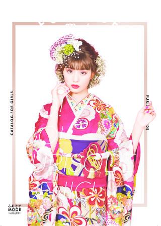 郵送カタログ:新作冬カタログ2018-2019(個性派)
