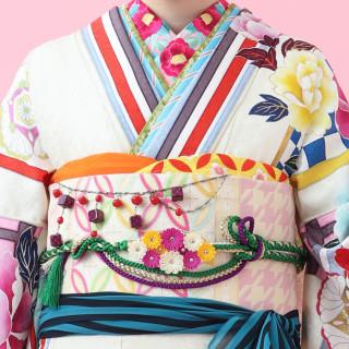 ミモア新作振袖「ぱれっと」の衣装画像2