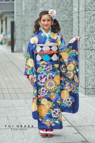 岡田結実モデル OK5