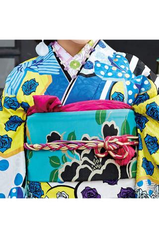 平裕奈 Furisode Cpllection 「MY FAVORITES」 TY23の衣装画像2