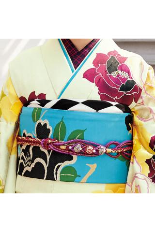 平裕奈 Furisode Cpllection 「MY FAVORITES」 TY26の衣装画像2