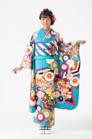 【17-480】九重×中村里砂の衣装画像1
