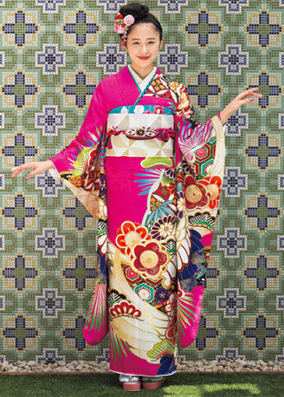 Furisode Collection 2019の衣装画像1
