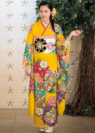 Furisode Collection 2019の衣装画像1