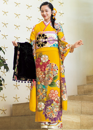 Furisode Collection 2019の衣装画像2