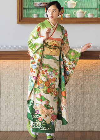 Furisode Collection 2019の衣装画像2