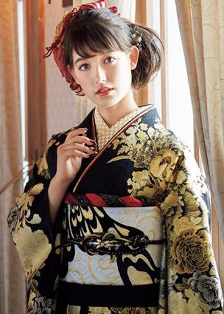 Furisode Collection 2019の衣装画像3