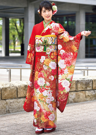 Furisode Collection 2019