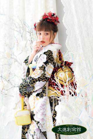 Furisode IT-804の衣装画像3