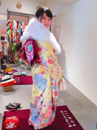 キモノハーツ大阪 / kimono hearts Osakaの口コミ写真