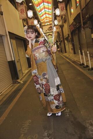 葵衣の衣装画像1