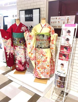 自由が丘まるやま(きもの京彩) 町田駅前店の店舗画像1