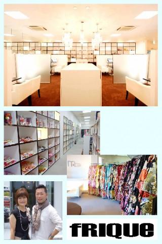ふりそでfRIQUe(フリーク) produced by 呉服の松葉の店舗画像2