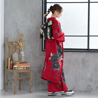 赤 黒牡丹 (R1328)の衣装画像2