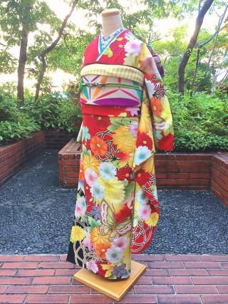 【JapanStyle】桜 菊 蝶