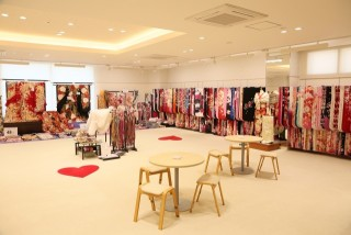 振袖専門館 野村呉服店 & Photostudio Komachiの店舗画像2