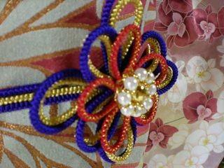 クリーム胡蝶蘭の衣装画像2