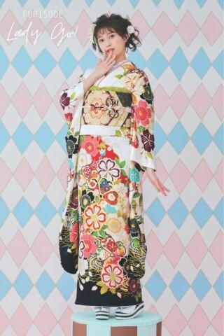 振袖コレクション FURISODE LADY GO!の衣装画像1
