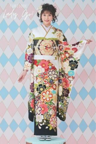 振袖コレクション FURISODE LADY GO!の衣装画像2