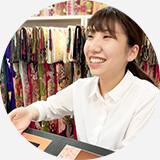 所沢店店長 佐藤のスタッフ画像