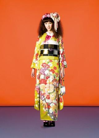 J-ROSSO 萌黄四季花の衣装画像2