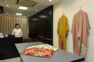 着物レンタル×着付け 長沼静きものひととき渋谷店の店舗画像3
