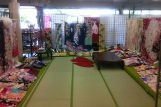 東京きもの 杉戸店の店舗画像3