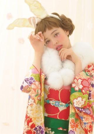"「Ray」専属モデルの加藤ナナ "" doll """