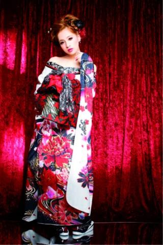着物アゲハ BestSelection NO.1 SA-I211の衣装画像1