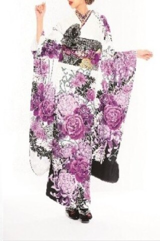 着物ageha掲載の衣装画像1
