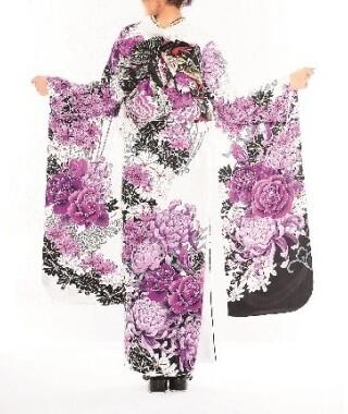 着物ageha掲載の衣装画像3