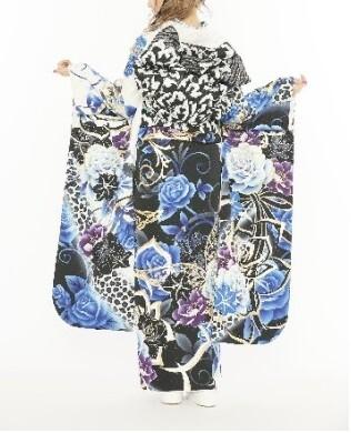 着物ageha掲載振袖の衣装画像3