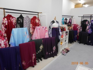 京都きもの友禅 札幌店の店舗画像4