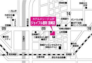 ジョイフル恵利 宮崎店の店舗画像1