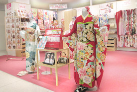 きものやまと イオン福島店の店舗画像3