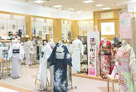 きものやまと イオンモール山形南店の店舗画像3
