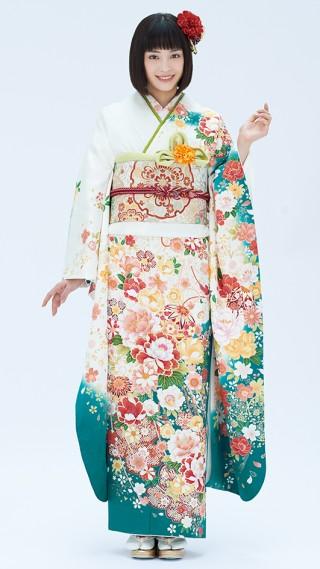 広瀬すずコレクション クールの衣装画像1