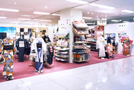 きものやまと イオン御経塚店の店舗画像3