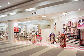 きものやまと イオンモール太田店の店舗画像3