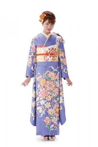 更紗の衣装画像1
