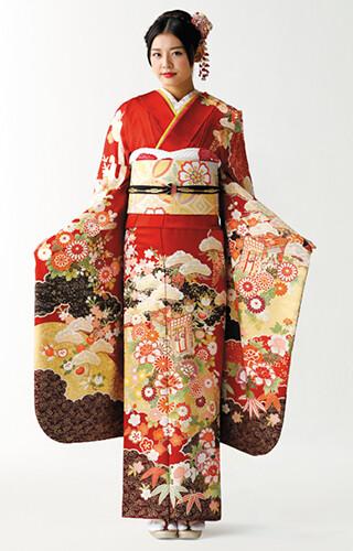 吉田蓑助の衣装画像1
