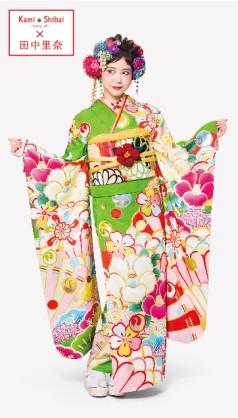 No.38493 田中里奈×kami-shibai