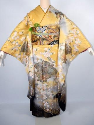 No.664 黄色桜