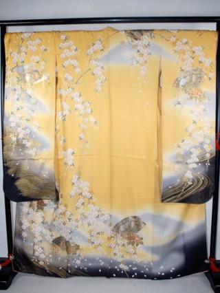 黄色桜の衣装画像2