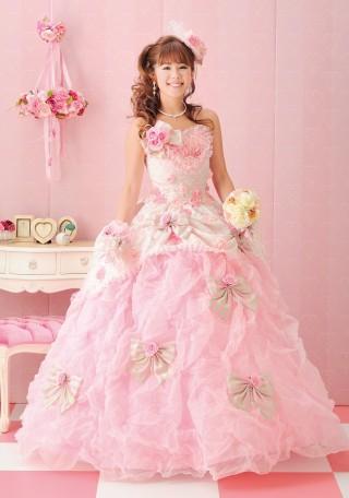 20歳のドレス