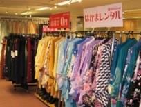 インフィニティ∞梅田店 (振袖・はかま・ドレスレンタル)の店舗画像3