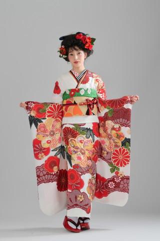新 白赤の衣装画像3