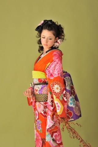 No.695 菜々緒 橙菊の衣装画像2
